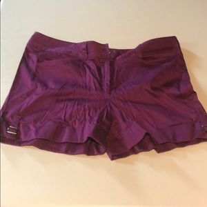 White House black market women's shorts